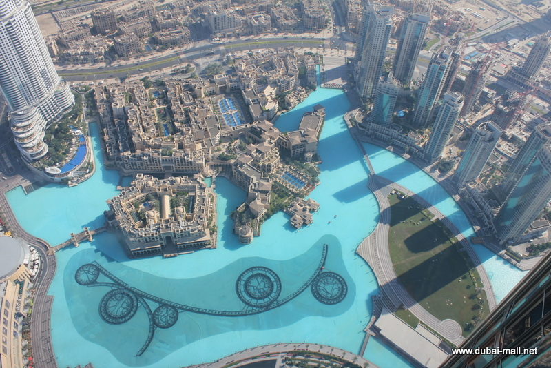Dubai_Fountain - Bild 1