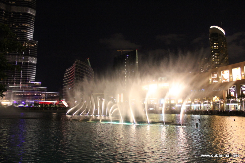 Dubai_Fountain - Bild 2
