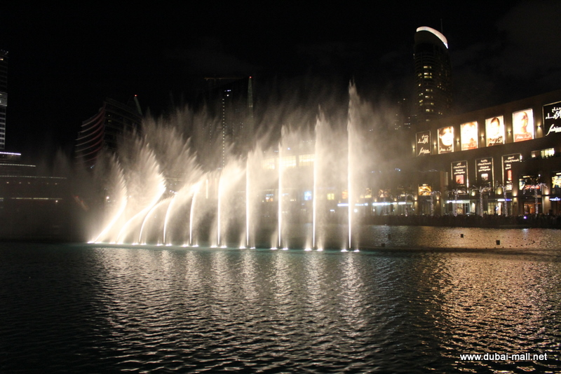 Dubai_Fountain - Bild 3