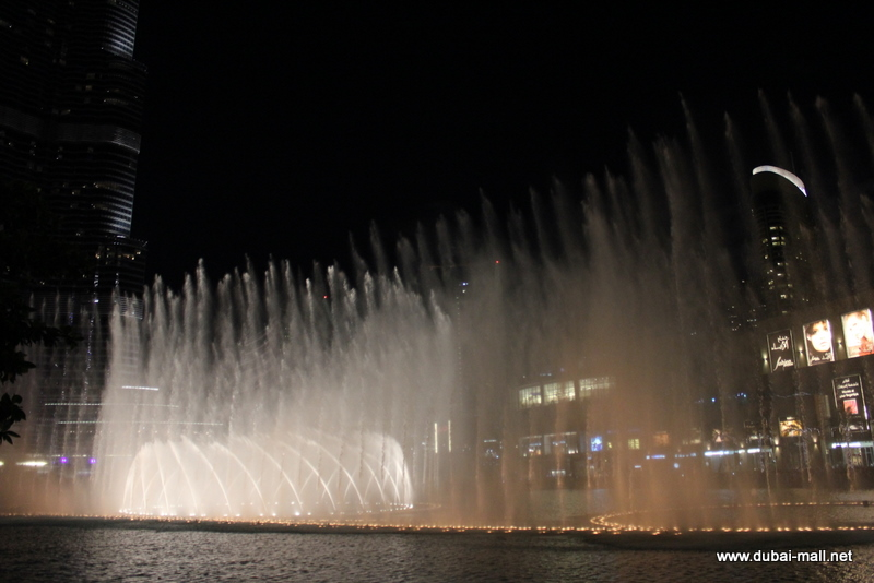 Dubai_Fountain - Bild 5